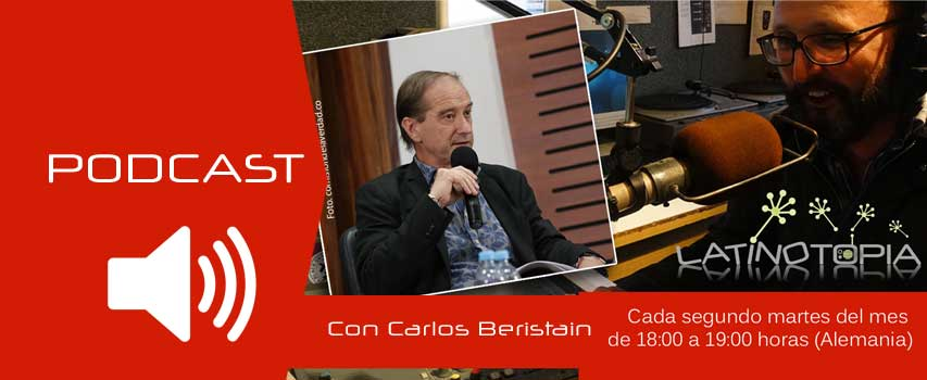 Podcast – Carlos Beristain