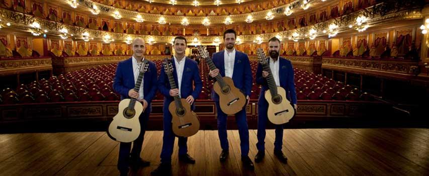 Concierto de guitarras argentinas