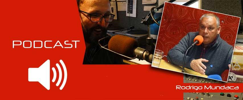 Podcast – Rodrigo Mundaca