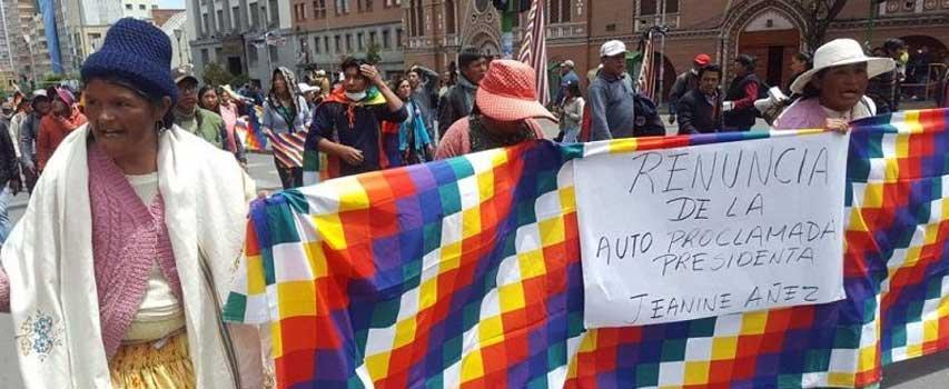 Bolivien nach dem Putsch gegen Evo Morales