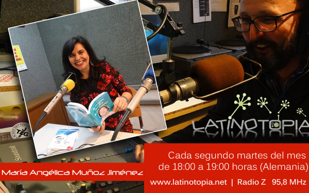 Podcast – María Angélica Muñoz Jiménez