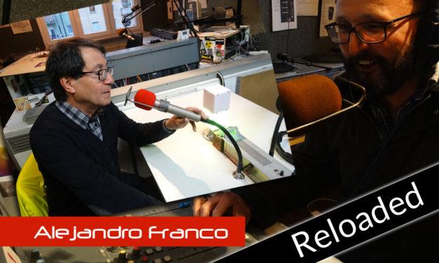 Podcast: Alejandro Franco, galería Arauco