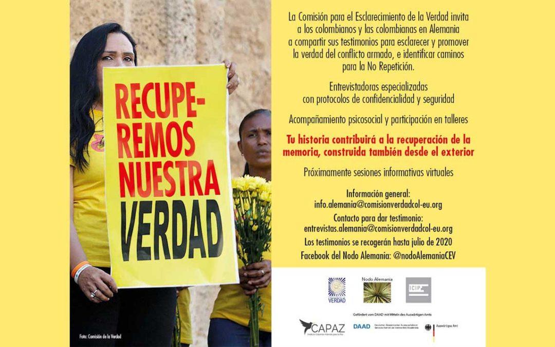 Recuperemos nuestra verdad – colombia