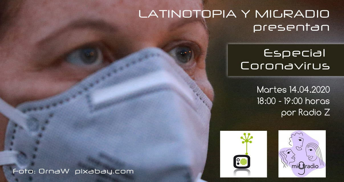 Radio: Especial coronavirus