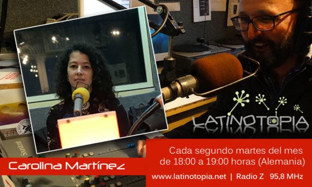 Podcast – Carolina Martínez