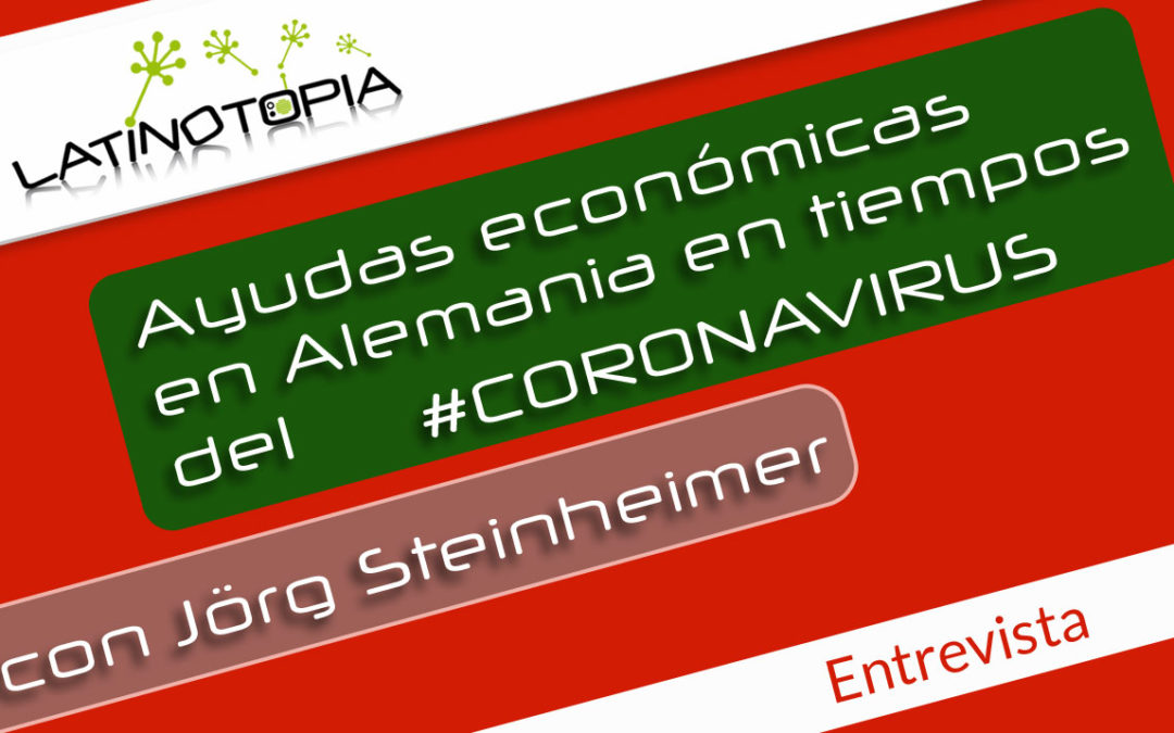 CORONAVIRUS | ayudas económicas en Alemania
