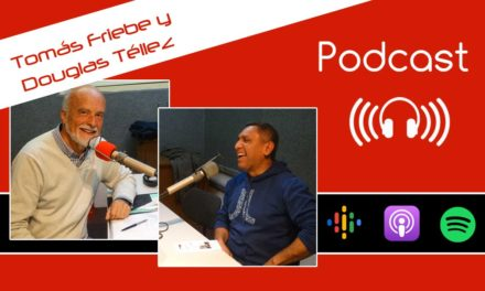 Podcast: Tomás Friebe y Douglas Téllez