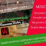 Gastronomía Latina en Alemania