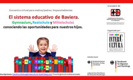 Intercultura: Workshop para madres/padres