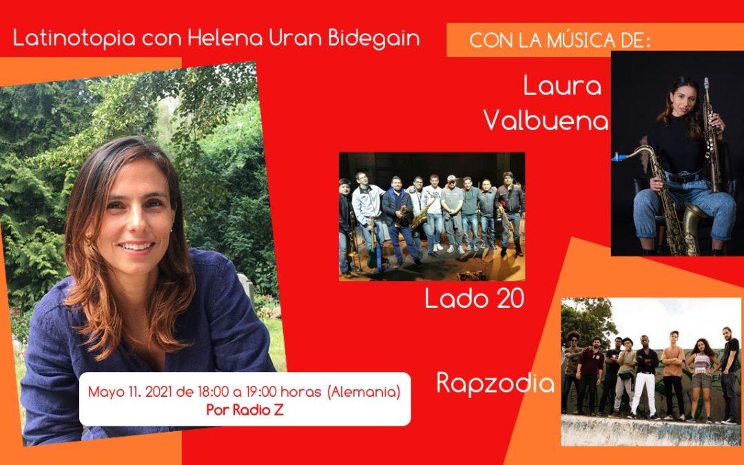 Latinotopia con Helena Uran Bidegain