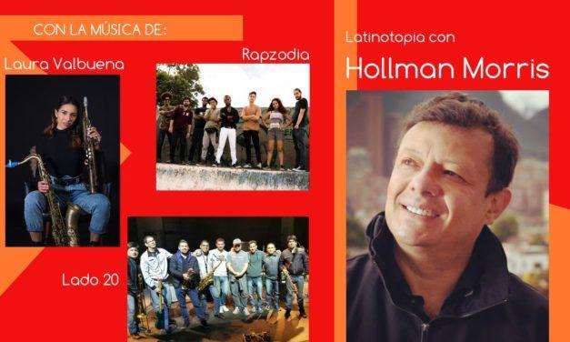 Latinotopia con Hollman Morris