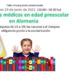 Chequeos médicos en edad preescolar en Alemania