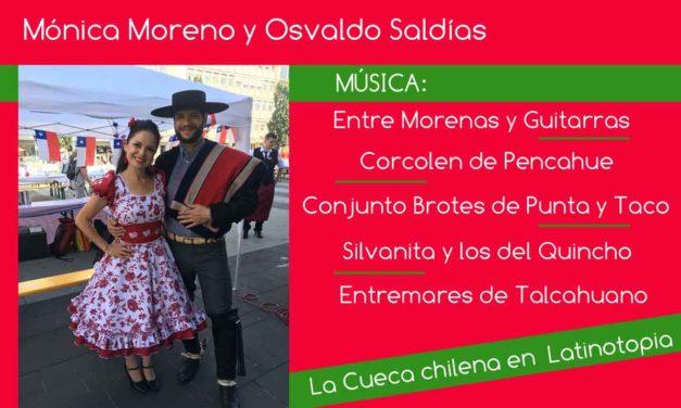 Latinotopia con Mónica Moreno y Osvaldo Saldías