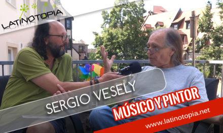 Latinotopia con Sergio Vesely