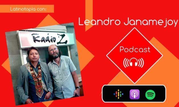 Leandro Janamejoy en Latinotopia